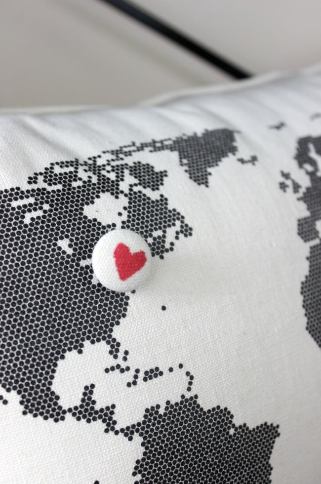 heart-button-pillow