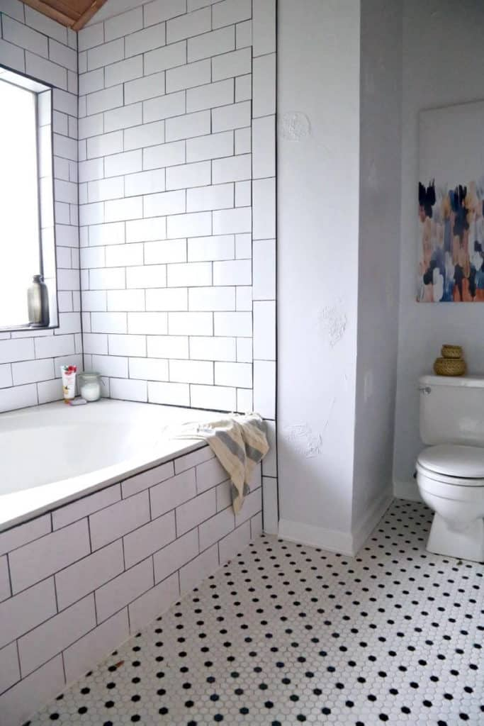 Funky Bathroom Tile Choices Pattern - Tile Texture Images ...