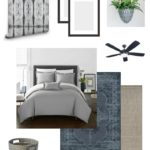 One Room Challenge {Week 2}: Master Bedroom Design Plans