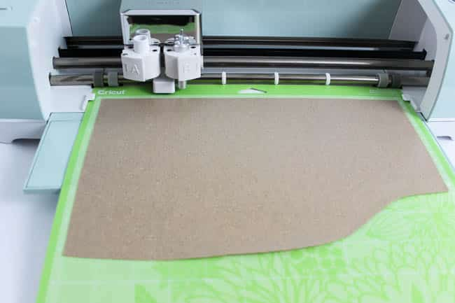 How to cut your Cricut pattern