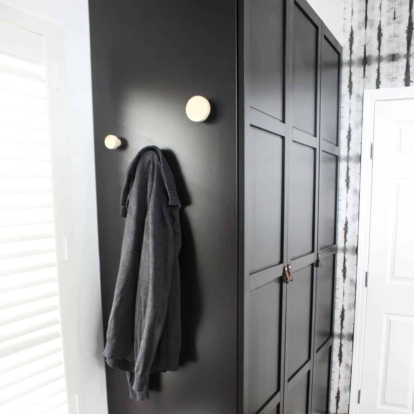 Modern DIY Wall Hooks