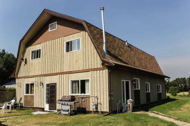 A tour of our new fixer upper! Come read about all of our plans to turn this barn house into a modern dream home!