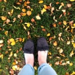 Loving September: Leaves, Birthdays, and Family