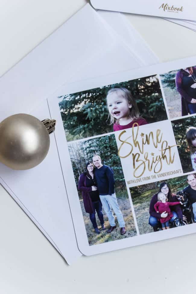 A quick and easy way to order your online photo cards! Why I took the leap and switched from making or designing my own cards, to ordering some beautiful photo cards from Mixbook!