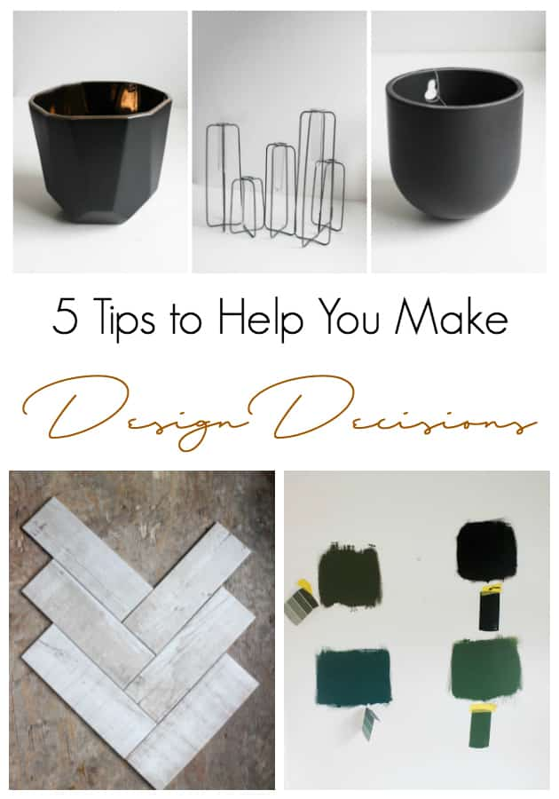 Every renovation comes with tough design decisions! These are some great tips for helping you make those interior decorating decisions. Be confident that you're doing the right thing be using these interior design tips and tricks.