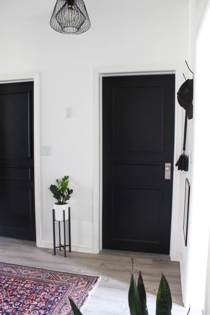 A Brand New Interior Door Design To Complete Our Modern