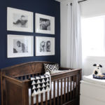 A Small Modern Nursery: My Colour Journey with Para Paint