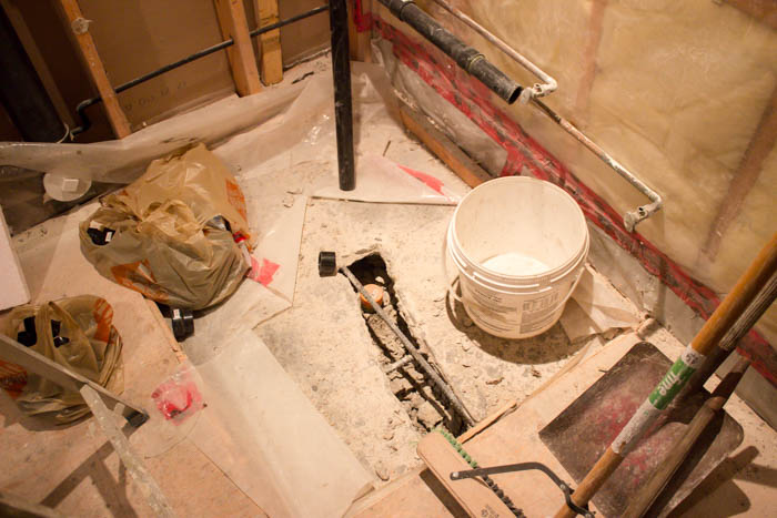 Bathroom Renovations