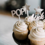 New Years Cupcake Toppers [with Cricut]