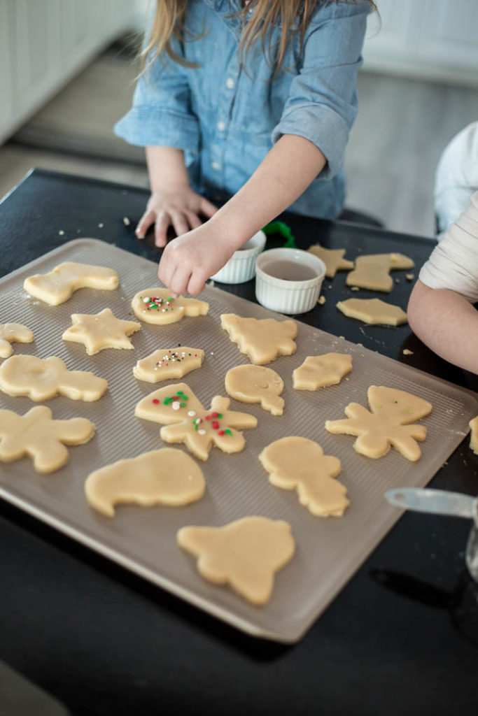 Get your Christmas Baking done with these great baking accessories! LOVE the affordable holiday baking supplies. Cookies are the perfect addition to any gift basket! #Christmas #baking #gifts