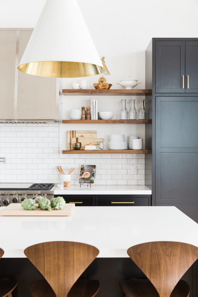 10+ Beautiful Stylish Organization Ideas for the Home. Whether you're using the Kon Mari method, or flying by the seat of your pants, these stylish storage solutions will help create some functional organization in every room of your home including your kitchen, bathroom, entry, office, and bedroom! #organization #stylishorganization #organizationideas