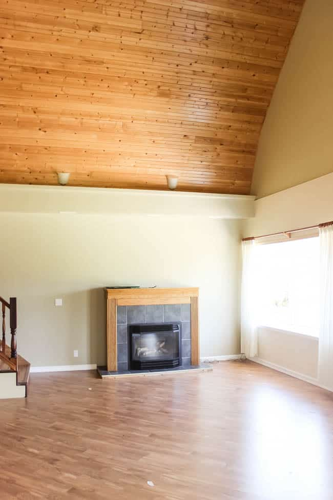 outdated hip roof living room