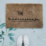 Personalized Doormats with Cricut