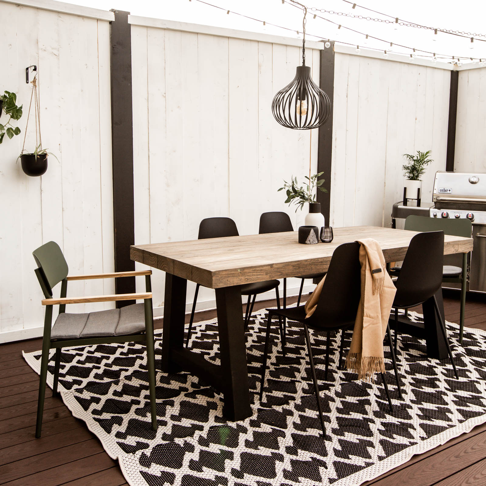 5 Tips For Choosing Modern Patio Furniture