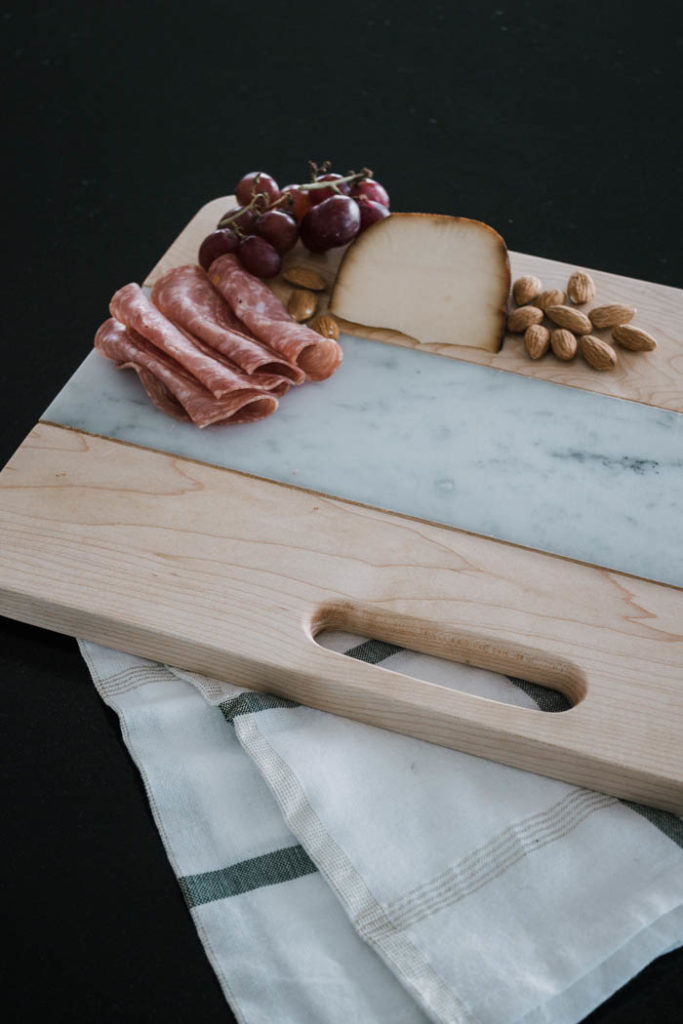 DIY Cutting Board for Mom