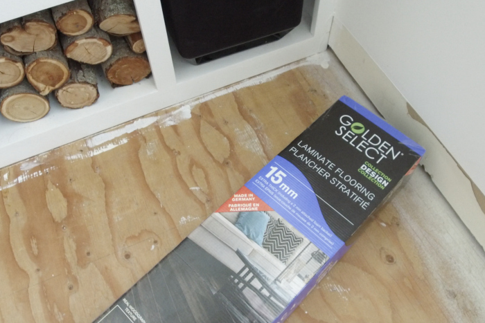 costco laminate flooring by golden select
