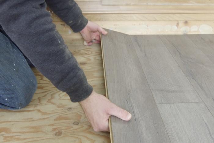 how to install costco laminate flooring