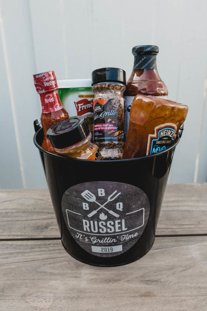 Gift basket idea for Father's Day