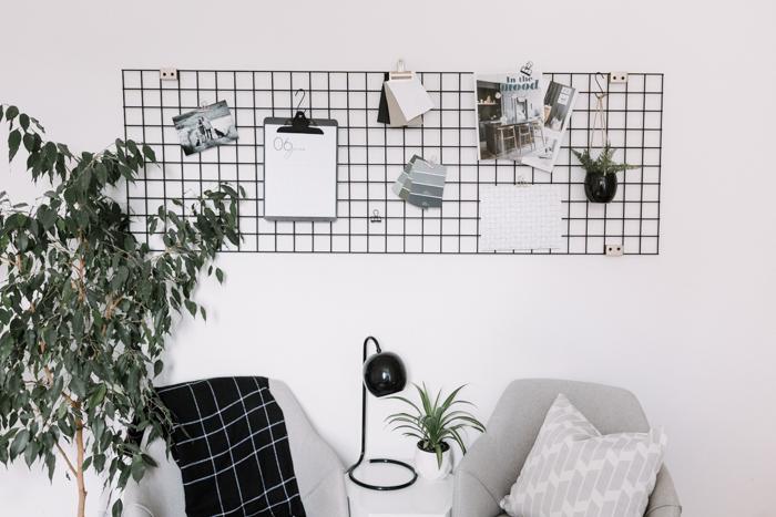 nordic office grid board