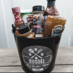Personalized Gift Bucket for Father's Day