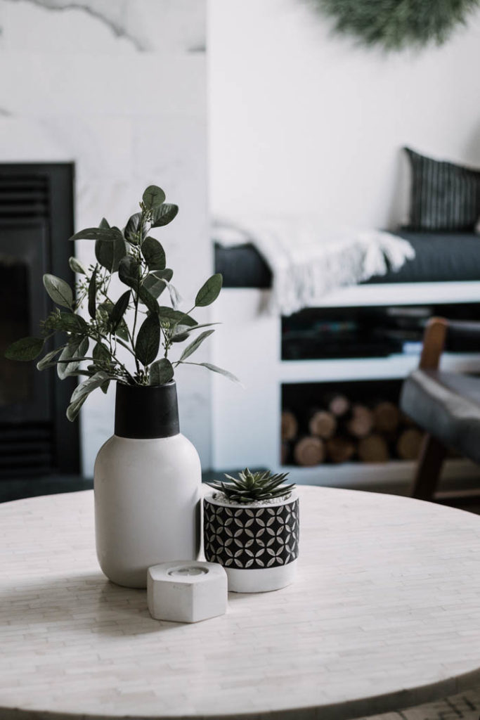 nordic living room decor for summer