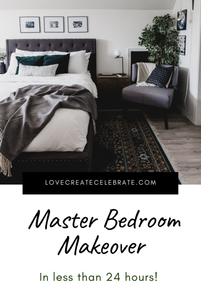 master bedroom makeover ideas