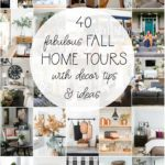 Gorgeous Fall Home Tours