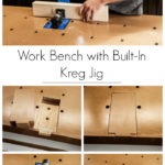 workbench for fine woodworking