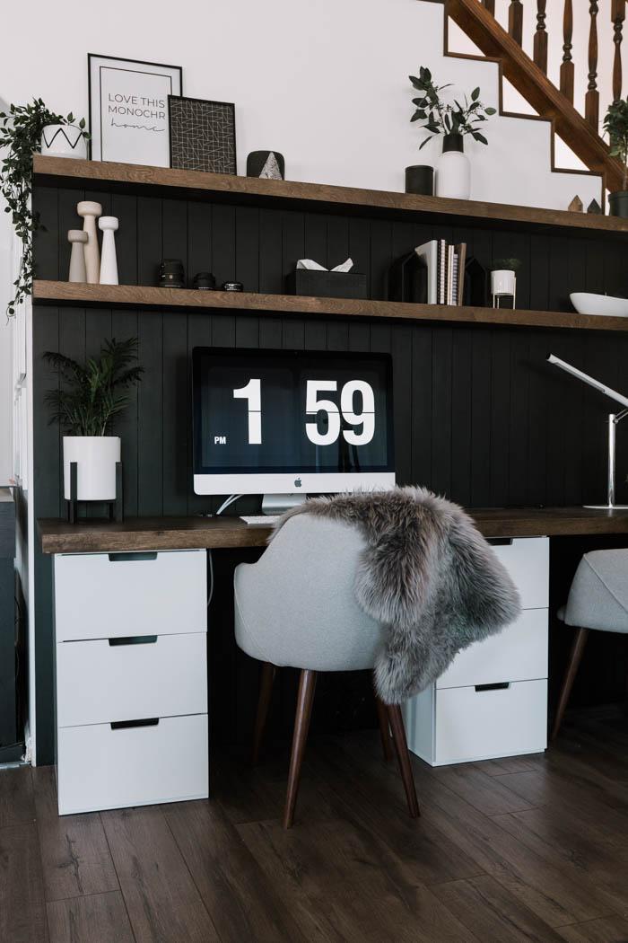 40 Diy Wood Desktop Matching Floating Shelves Love