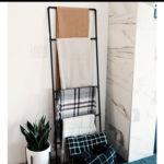 Modern Blanket Ladder