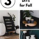 3 easy dollar store DIYs for fall