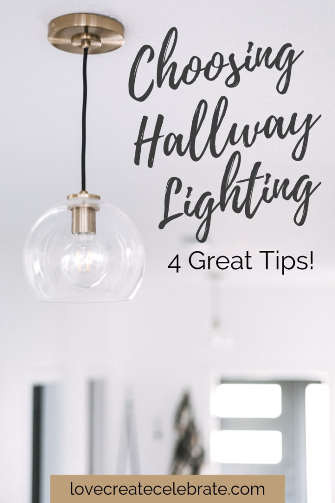 tips for choosing hallway pendant lighting
