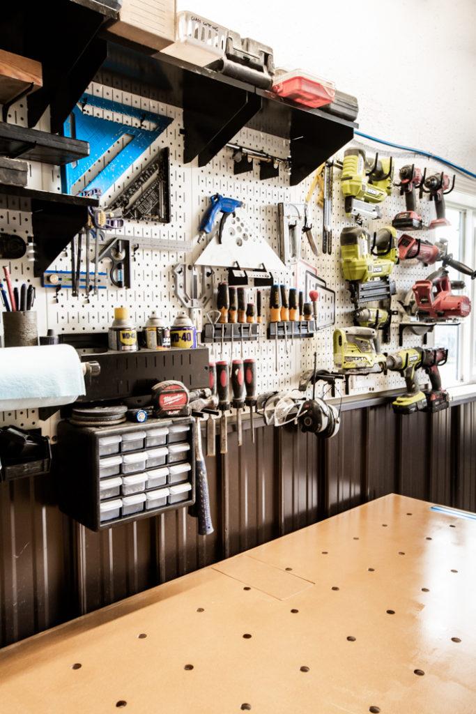shop organization system