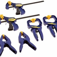 Clamps Set, 6-Pack
