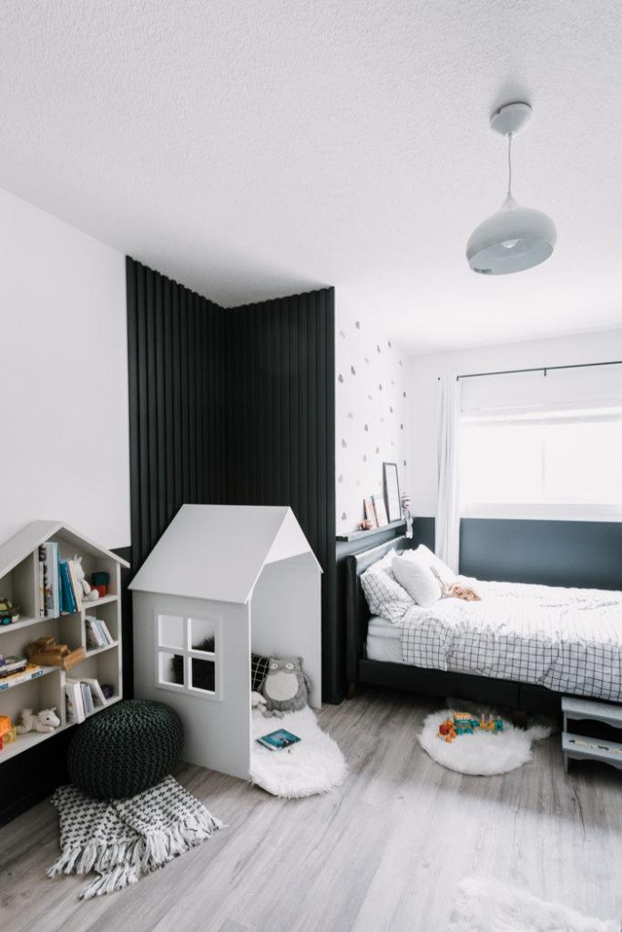 Gorgeous modern indoor playhouse