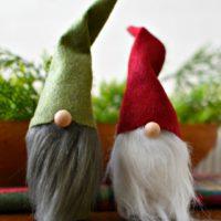DIY Nordic Christmas Gnomes
