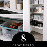 8 great tips to help organize your pantry