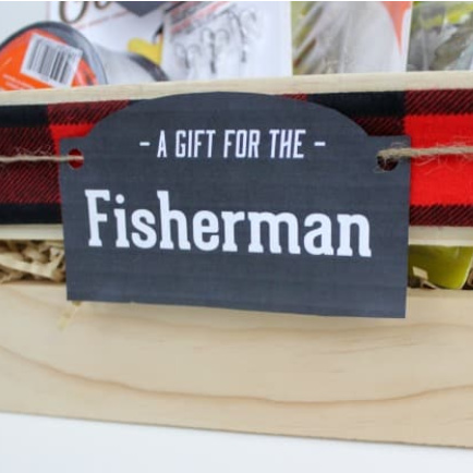a gift for a fisherman