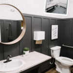 before and after bathroom makeover reveal