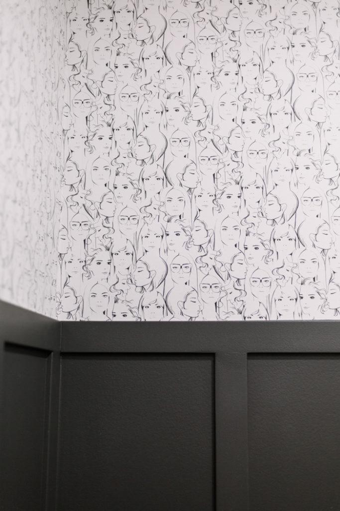 beautiful hair salon wallpaper