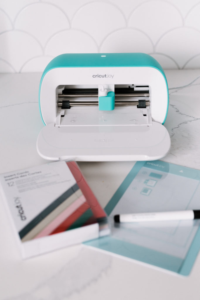 Cricut Joy card cutting tools