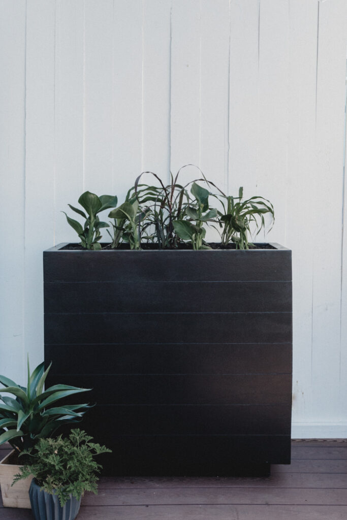 Beautiful large planter box