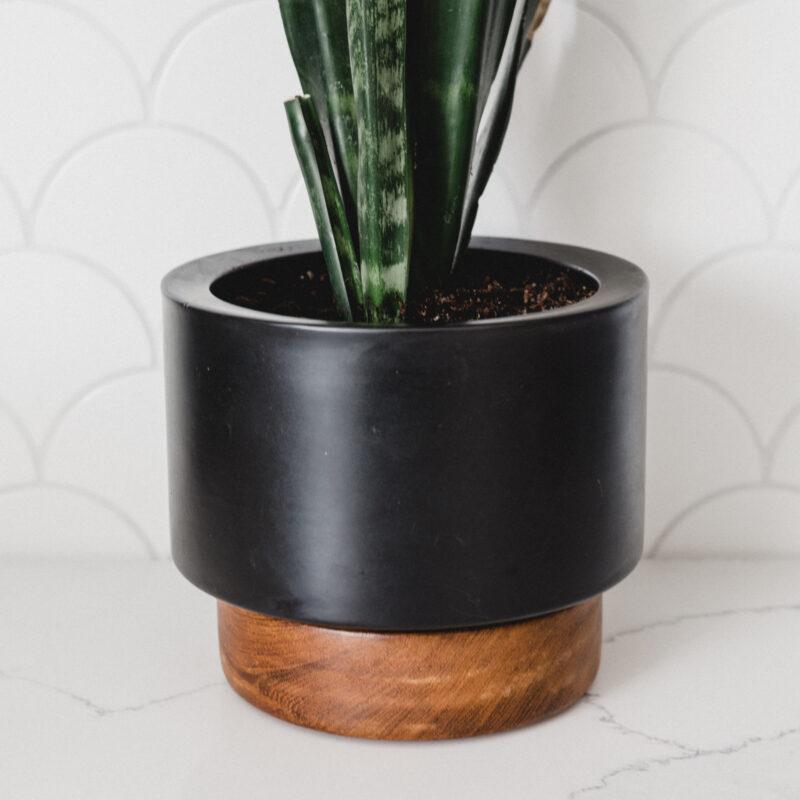 Modern Planter DIY