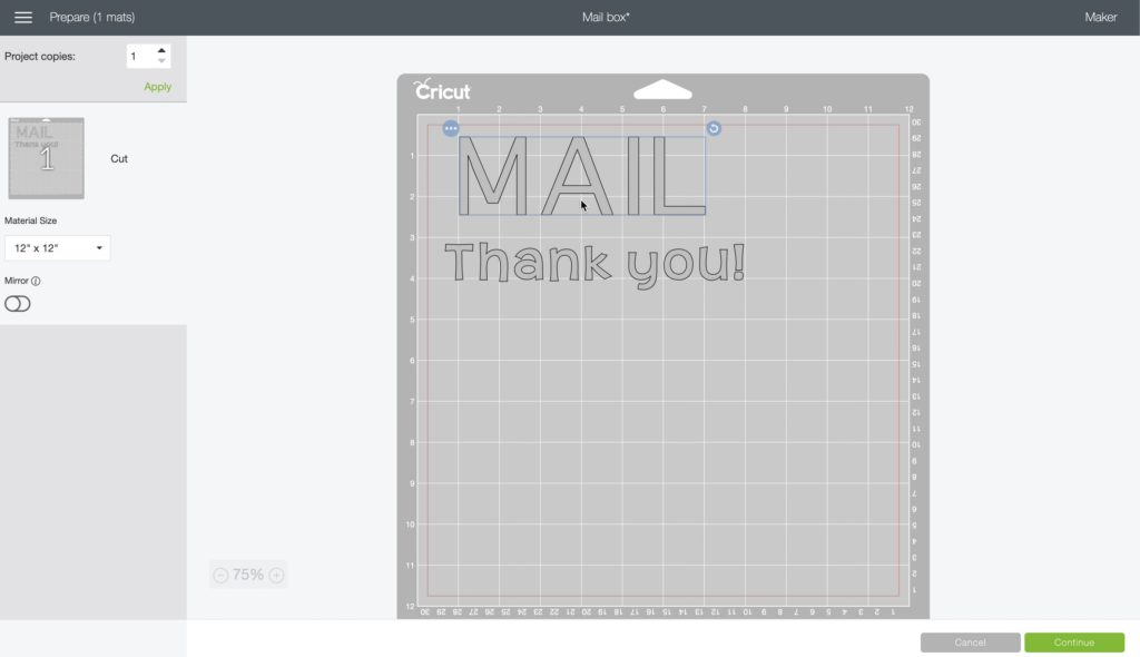 personalized design for mailbox