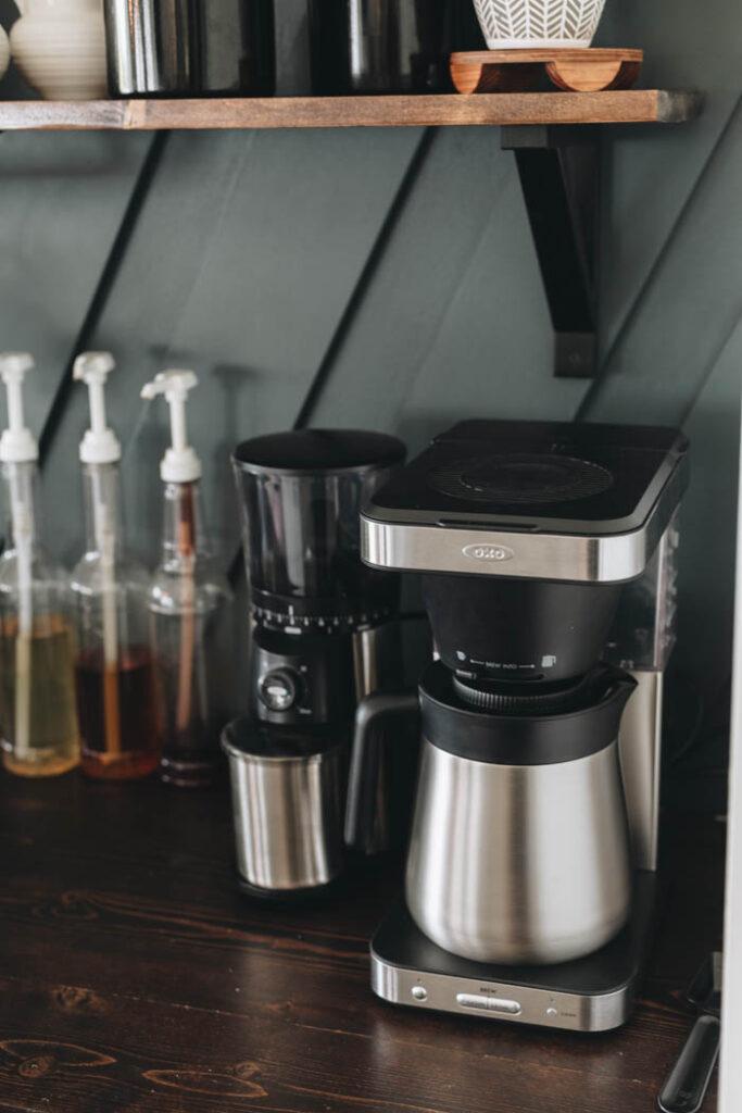 OXO fall coffee maker