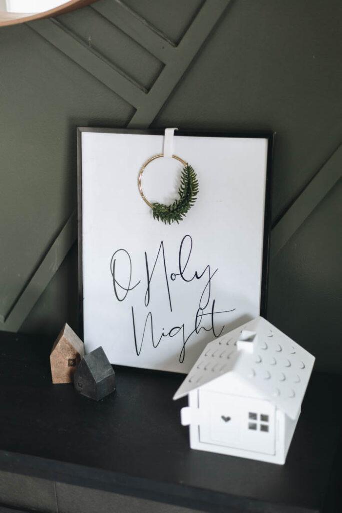 Modern Printable Christmas Art