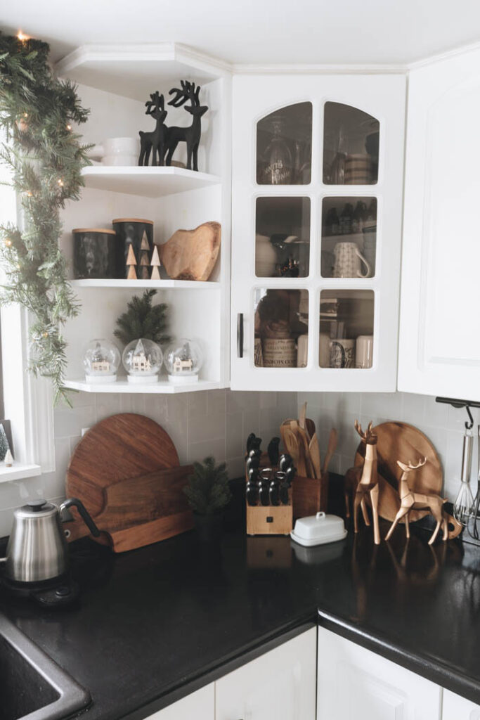 Simple Christmas Kitchen Ideas