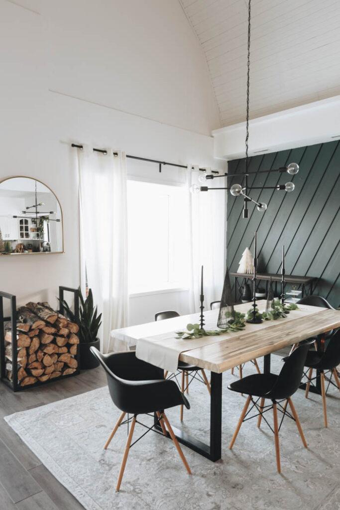 Modern Dining Room Decorations