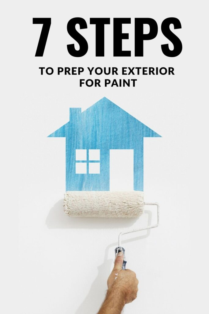 7 steps to exterior painting preparation if you plan to paint wood siding