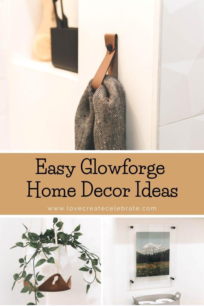 easy glowforge home decor ideas